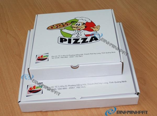 công ty chuyên sản xuất vỏ hộp bánh Pizza