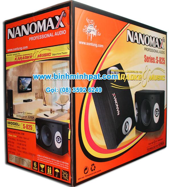 thùng carton nanomax