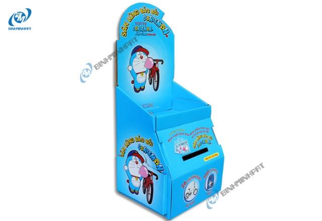 Kệ giấy trưng bày Kẹo Gum  3